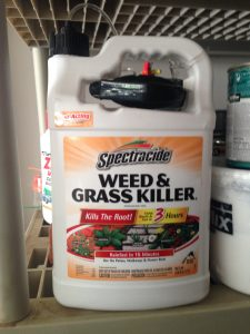 healthy heart - weed killer